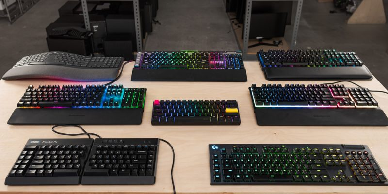 pc keyboard manufacturers